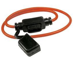 Pico 0965A 10 AMP In-Line ATM Mini Blade Fuse Holder with Du