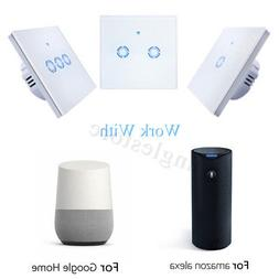 1 2 3 gang wifi smart wall