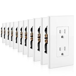 15a tamper resistant decor receptacle