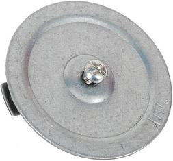 Morris 21797 Type S Knockout Seal with Screw and Bar, 3""