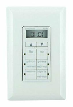 GE 25055 TouchSmart  In-Wall Digital Timer with 6 Pushbutton