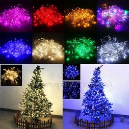 2M-100M Electric/Battery/Solar/DC/USB Operated LED Fairy Str