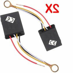 2x 3way touch sensor switch control