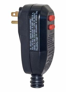 3 Prong GFCI Ground Fault Circuit Interrupter 7000003 - Cord