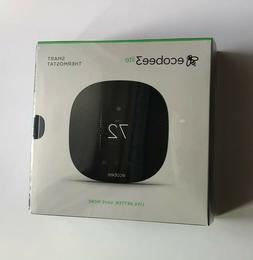 Ecobee3 Lite Smart Thermostat - Black - Never Used - Sealed