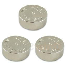 3 PACK NEW Battery Coin Cell Button Watch 303 357 A76 AG13 L