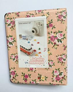 64 Pockets Fuji Mini Book Styles Name Card Holder Photo Albu