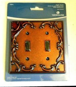 Brainerd 64262 Traditional French Lace Double Toggle Switch