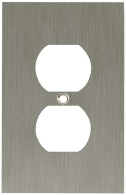 Liberty Hardware 64930 Switch Plates Concave Accessory Singl