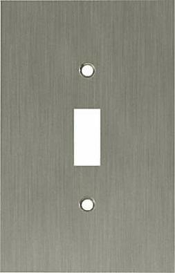 Franklin Brass 64932 Concave Single Toggle Switch Wall Plate