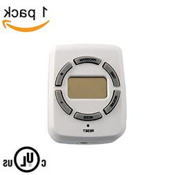 Uninex 7 Day 24 Hour Digital Programmable Timer With Astrono