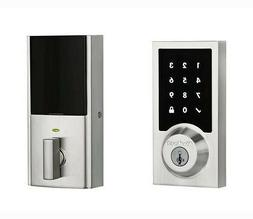 Kwikset 916 SmartCode Traditional Electronic Deadbolt with A