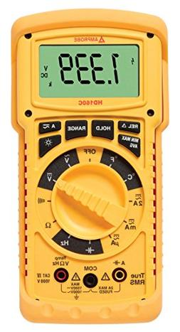 Amprobe HD160C Heavy Duty Multimeter with TRMS, IP67 Rating,