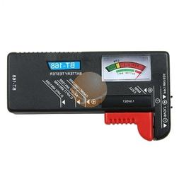 Battery Tester for AA / AAA / C / D / 9-volt Rectangular and