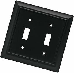 Brainerd #64217 - 4 Pack - Double Switch Architectural Colle