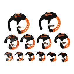 Cable Cuff PRO  Adjustable, Reusable, Cable Tie Replacements