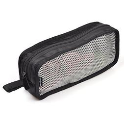 Case Star ® Travel Organizer Carrying Zipper Mesh Case for