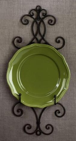 TRIPAR Chelsea Collection Wall Rack for Plates and Artwork 2