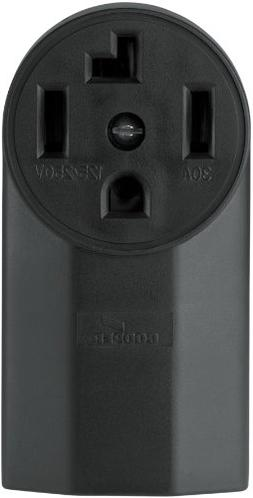 Eaton WD1225 30-Amp 3-Pole 4-Wire 125-Volt Surface Mount Dry