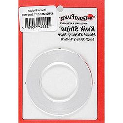 "Great Planes 1/16"" White Striping Tape"