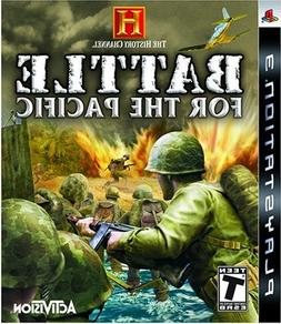 History Channel: Battle For the Pacific - Playstation 3