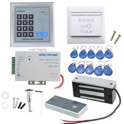 IMAGE Full set RFID Door Access Control system Kit With 60kg
