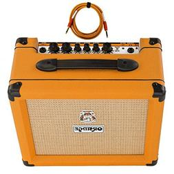 Orange Crush 20 Amp 20w CR20 Guitar Combo Amplifier Free Cab