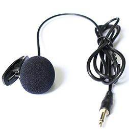 Top Quality Cardioid Lapel Tie Clip-on Lavalier Condenser Mi
