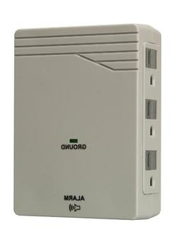Woods 041203 6-Outlet Side Entry Surge Protector Wall Adapte
