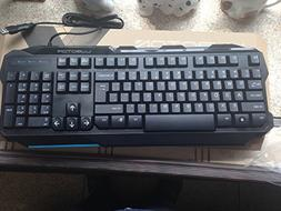 Luboton ABS Black 104 Mechanical Keyboard - LB118