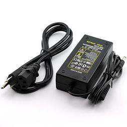 TOTOT AC DC Power Adapter 24V Charger Transformer Led Driver