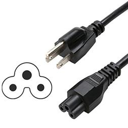 HQRP AC Power Cord for NAD D 3020 Integrated Amplifier, NAD