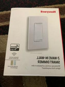 Add-On In-Wall Paddle Switch only for Honeywell Z-Wave Smart
