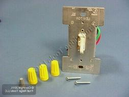 Leviton Almond Toggle TOUCH Light Dimmer Switch 600W 3-Way T