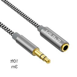 Kinps Audio Auxiliary Stereo Extension Audio Cable 3.5mm Ste