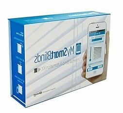 Automation Bluetooth Kit Motorized Smart Blinds For IOS Andr
