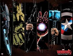 Trend Setters Avengers The Age of Ultron Weapons Mighty Prin