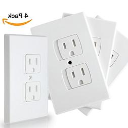 Baby Safety Self-Closing Electrical Outlet Covers | Alternat
