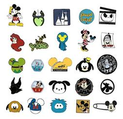 Bag of 25 Random Trading Pins Factory Seconds by Ozone Pins