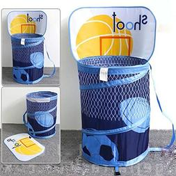 Ao blare 35x48CM basketball hoop toy bucket Children's Toys