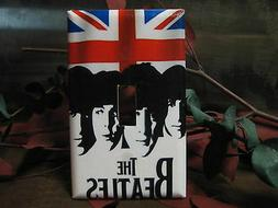 Beatles British Flag Light Switch Wall Plate Cover #75 - Out