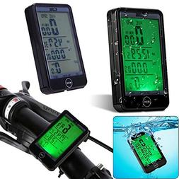 Bicycle Gadget 20+8 Function LCD Bike Accessories Riding Met