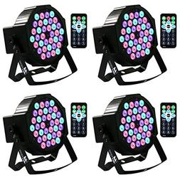 Missyee Led Can Stage Lights Disco-Lights- Full RGB Color Mi