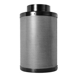 6 Inch Carbon Filter - 16 Inches Long, 6x16, Up to 400 CFM,