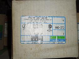 "OZ Gedney #CTC-300. 3"" conduit to cable tray clamps. NIB LOT"