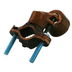 Copper Ground Clamps - Serrated Collar - Rigid Conduit - 1/2