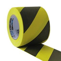 "CPT3.00SS Cable Path Tape, 3"", 30 yds Black/Yellow 1 roll"