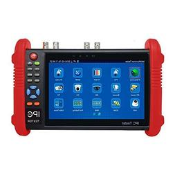 SainSonic CT-200M IP Camera Tester CCTV Tester Monitor, Buil