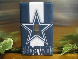 Dallas Cowboys Light Switch Wall Plate Cover #DC01 - Variati