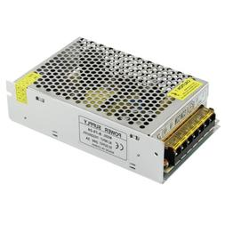 DC24V 3A 72W Power Supply Driver Regulated Switch For LED Li
